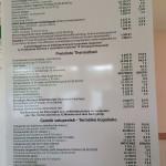Preisliste Flexum Thermal Heilbad